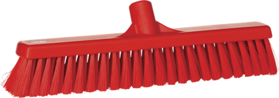 Picture of Vikan Broom, 410mm, Soft, Red