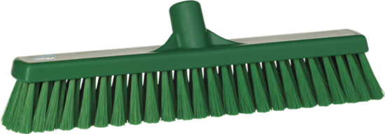 Picture of Vikan Broom, 410mm, Soft, Green