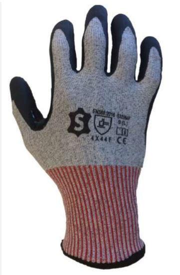 Picture of Nitrile Foam Coated Cut F Glove