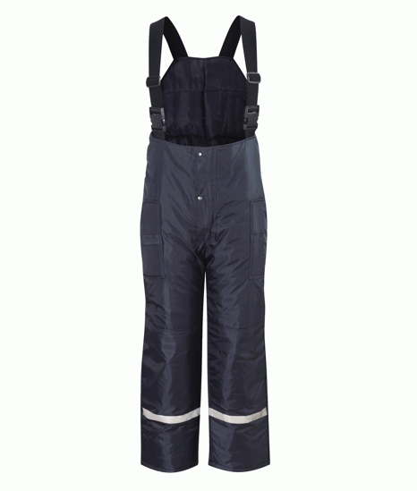Picture of Freezer Salopette Trousers, Navy