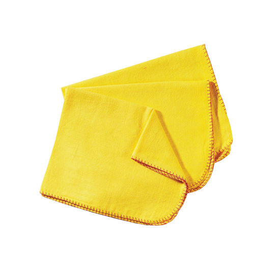 Picture of Standard Yellow Duster, 50x50cm