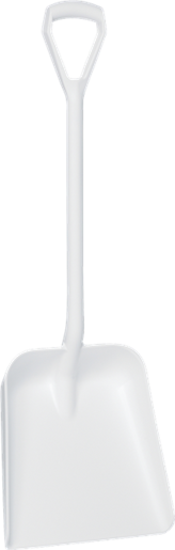Picture of Shovel, D Grip, 1035 mm, White