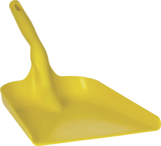 Picture of Hand shovel, 550 mm, Yellow
