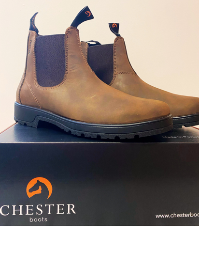 Picture of Chester Slip on Dealer Boot