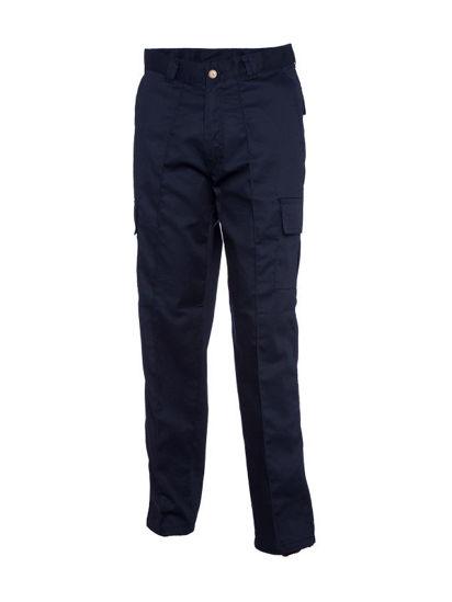 Picture of Uneek Cargo Trouser, Navy