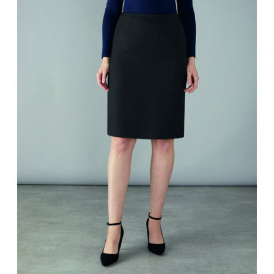 Picture of Ladies Cobalt  Navy Skirt, Size 10 Reg