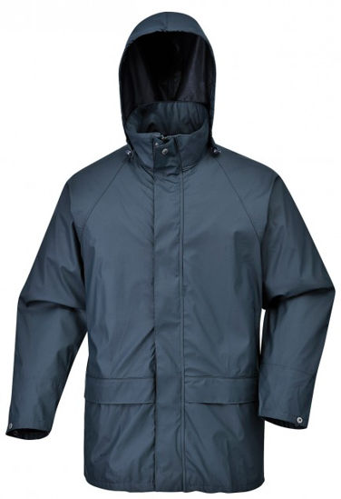 Picture of Portwest Sealtex AIR Jacket, Navy, Size L