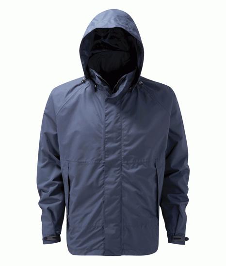 Picture of Bute Men's Waterproof Jacket, Navy, Size L