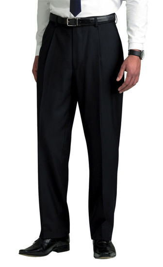Picture of Principle Mens Trouser, Navy, Size 32R