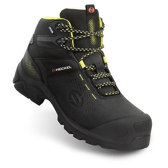 Uvex Maccrossroad Black Laced Boot,