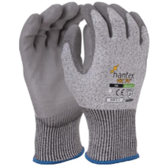 Picture of UCI Hantex HX5-PU Cut 5 Glove, Grey