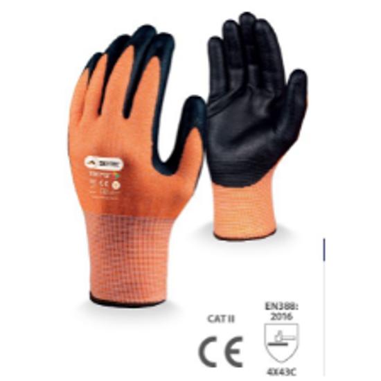 Picture of Skytec Cut C Glove, Orange