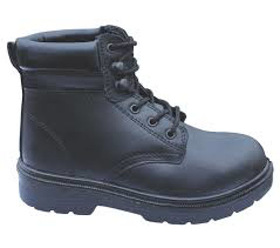 Picture of BODYTECH, BLACK S3 BOOT, OHIO SIZE:12