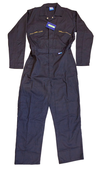 Picture of Bodytech, Ennis Coverall, Navy