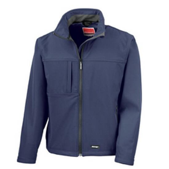 Result Classic Softshell Jacket, Result R121