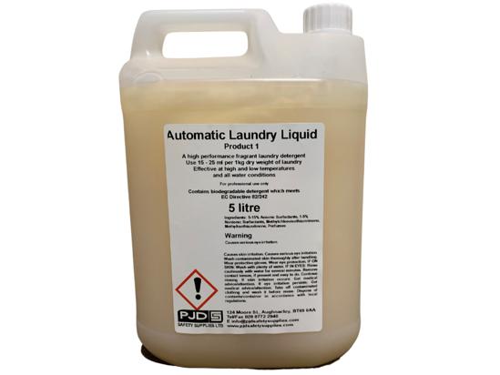 Picture of Non-Bio Laundry Liquid, 5Ltr